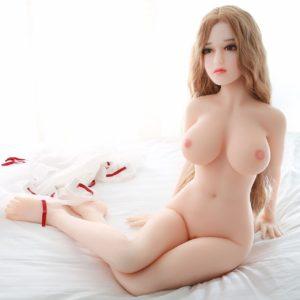 Clare - Cutie Sex Doll 4′ 3″ (130cm) Cup C