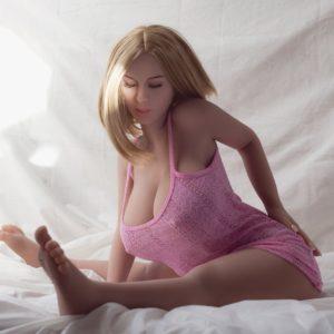 Mocha - Cutie Sex Doll 3′ 5″ (108cm) Chubby