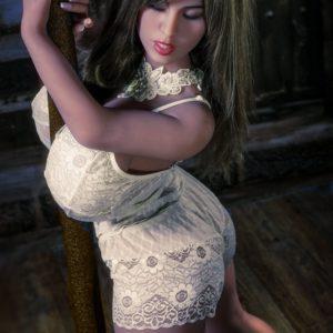 Sasha - Cutie Sex Doll 3′ 5″ (108cm) Chubby