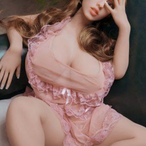 Chantal - Cutie Sex Doll 3′ 5″ (108cm) Chubby