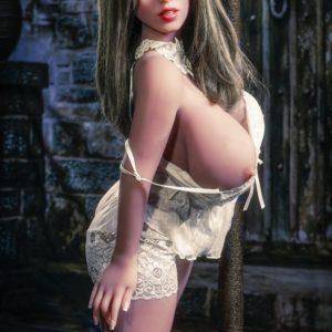 Chatia- Cutie Sex Doll 3′ 5″ (108cm) Chubby