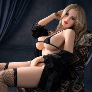 """Ava - AI Sex Doll 5′2""""(167cm) Cup F"""