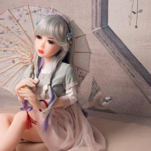 "Chieko - Cutie Sex Doll 3′7"" (110cm) Cup C"