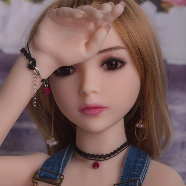"Monica - Cutie Sex Doll 3′3"" (100cm) Cup D"