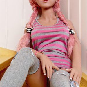 "Imani - Cutie Sex Doll 4′7"" (140cm) Cup C"