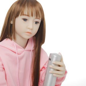Cleo - Cutie Sex Doll 4' 2 (128cm) Cup A