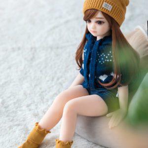 Elina - Cutie Sex Doll 2' 2 (65cm) Cup A