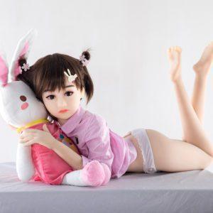 Erika - Cutie Sex Doll 3' 11 (120cm) Cup B