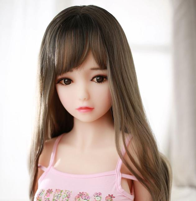 Selina - Cutie Sex Doll 4′ 1″ (125cm) Cup D