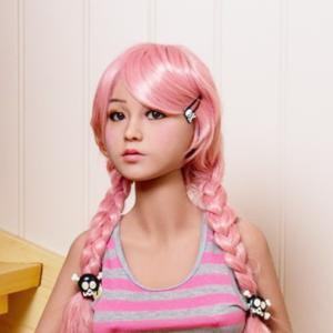"Imani - Cutie Sex Doll 4′6"" (138cm) Cup C"