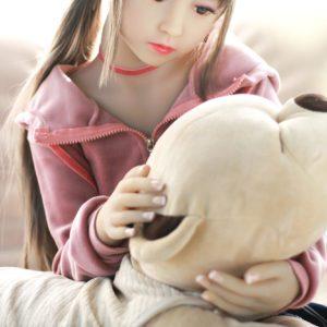 Karlee - Cutie Sex Doll 4' 2 (128cm) Cup A