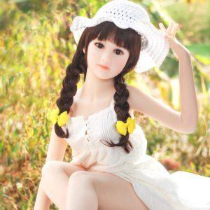 Luisa - Cutie Sex Doll 3' 11 (120cm) Cup B