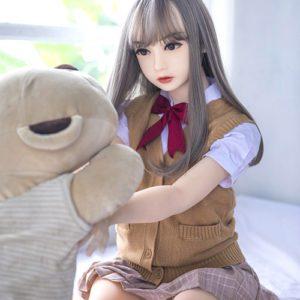 Novah - Cutie Sex Doll 4' 2 (128cm) Cup A