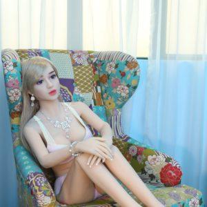 Olivia - Classic Sex Doll 4' 7 (140cm) Cup C