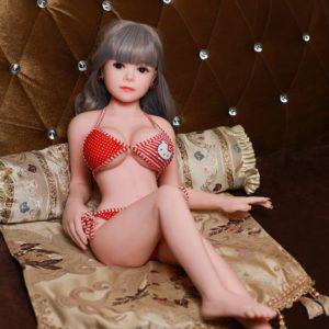 Yasmin - Cutie Sex Doll 4' 1 (125cm) Cup D