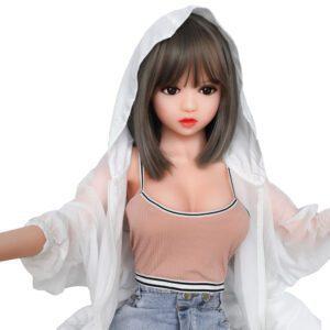 Faye - Cutie Sex Doll 4′ 3″ (130cm) Cup D